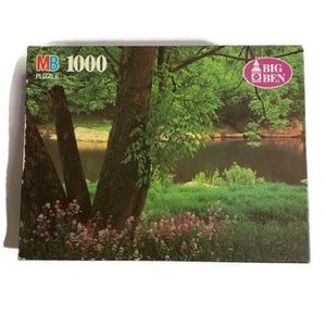 Cook Forest State Park, PA. Milton Bradley Puzzle